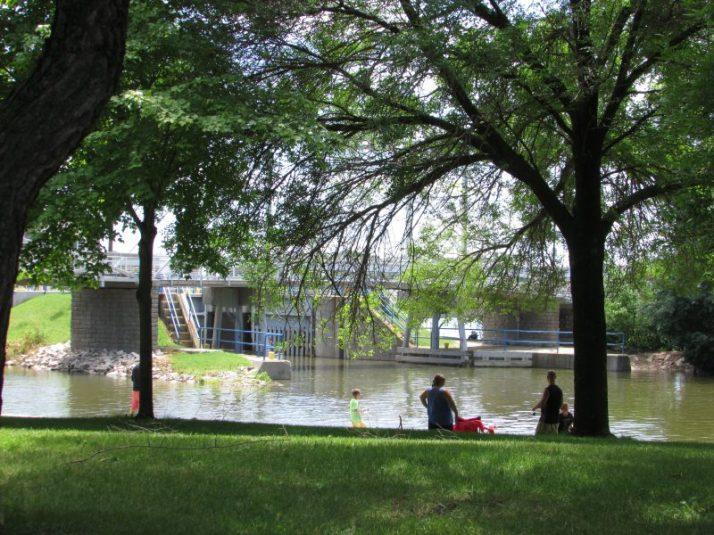 Voyager Park in De Pere