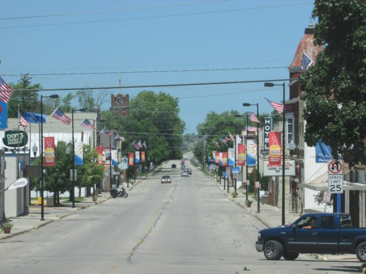 Downtown Seymour