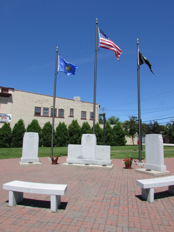 Seymour Veteran's Memorial