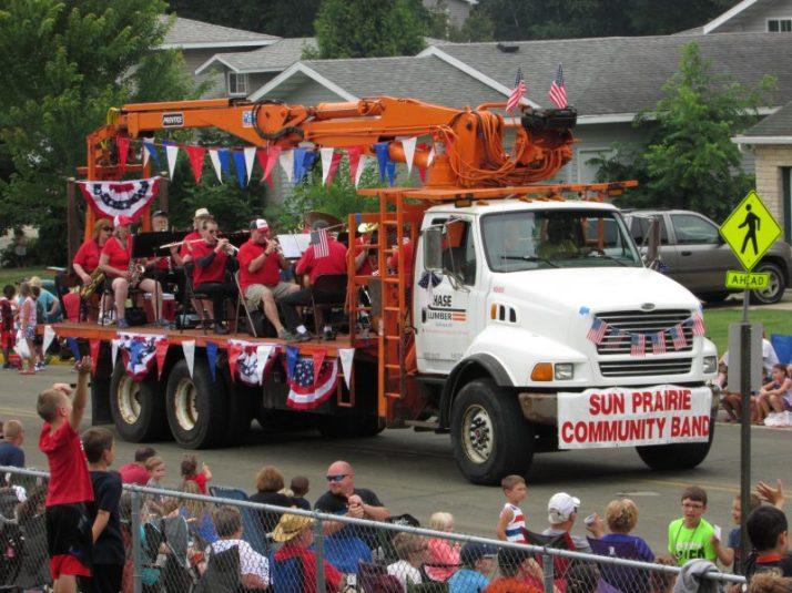 Sun Prairie Community band