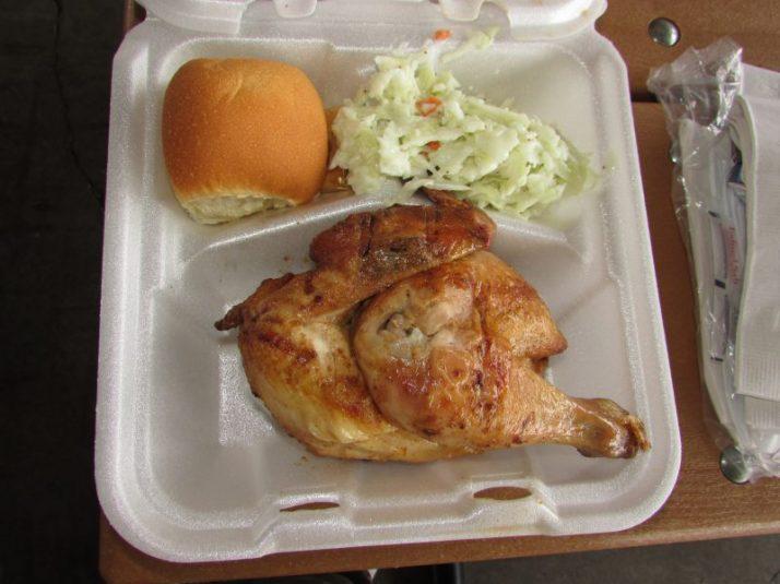 DeForest Lions Club Chicken dinner