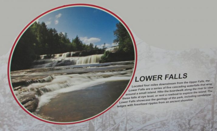Lower Teq Falls Info