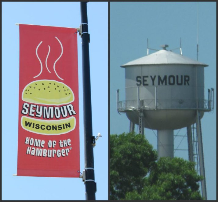 Seymour Banner and Water Tower
