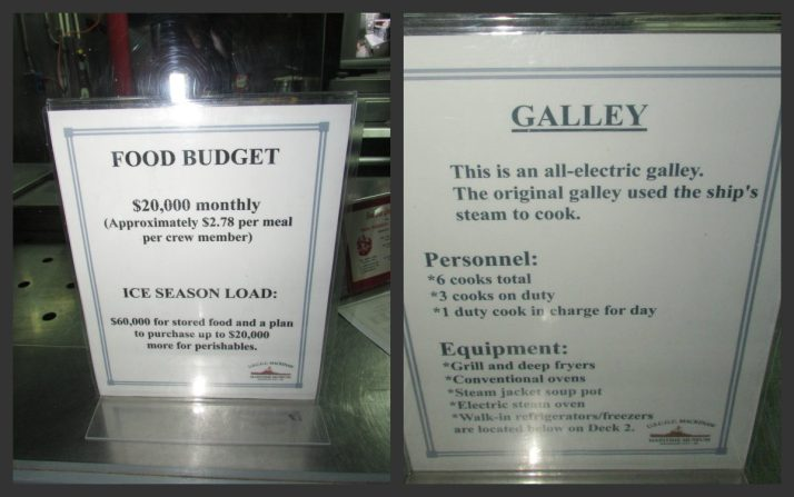 Ship Galley facts