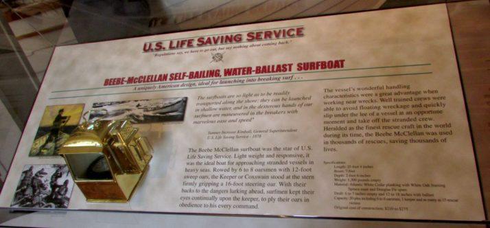 Surfboat info