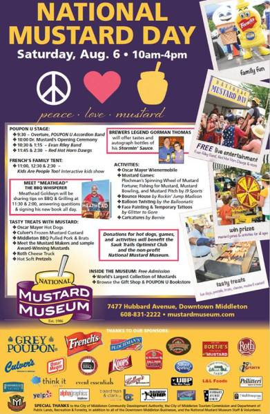 2016-Mustard Day poster