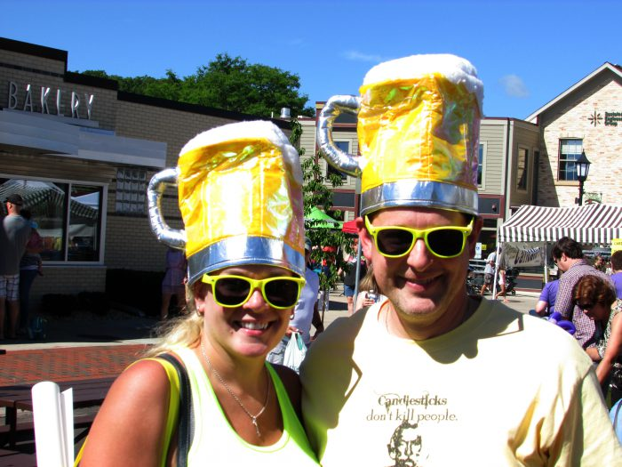beer-mug-hats-at-mustard-festival