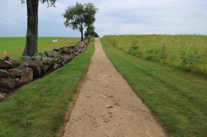 Path at Pope Conservancy
