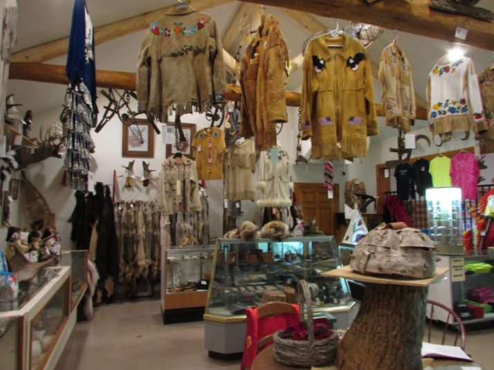 War Bonnet Gift Shop