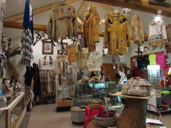 War Bonnet Gift Shop