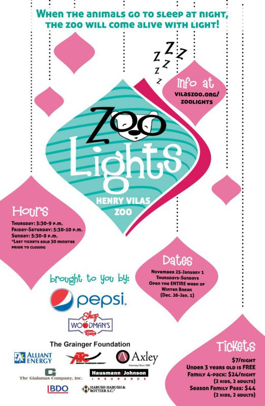 Zoo Light poster