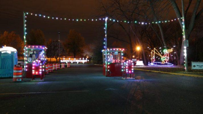 Olin Park Fantasy in Lights exit img_2119