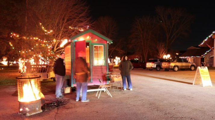 Waunakee Lights hut img_2440