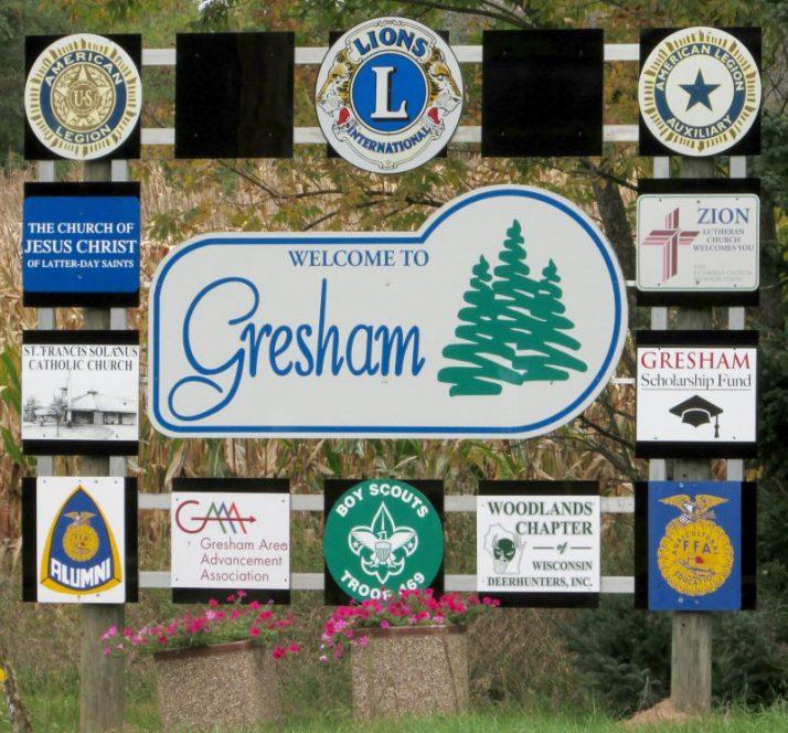 gresham-sign
