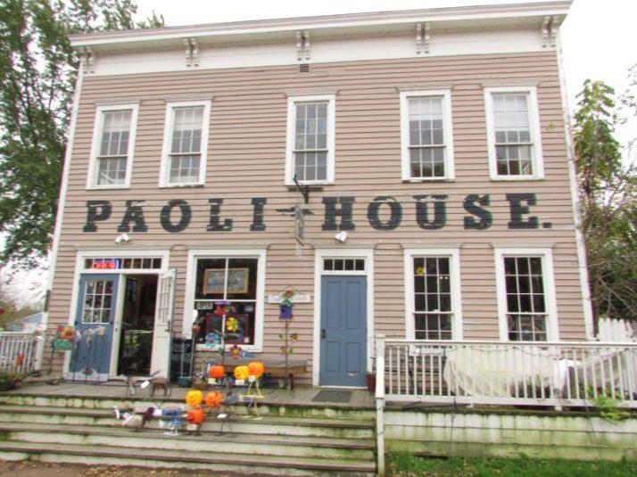 Paoli House