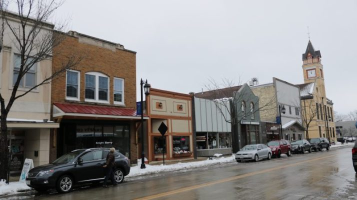 Downtown Oconomowoc