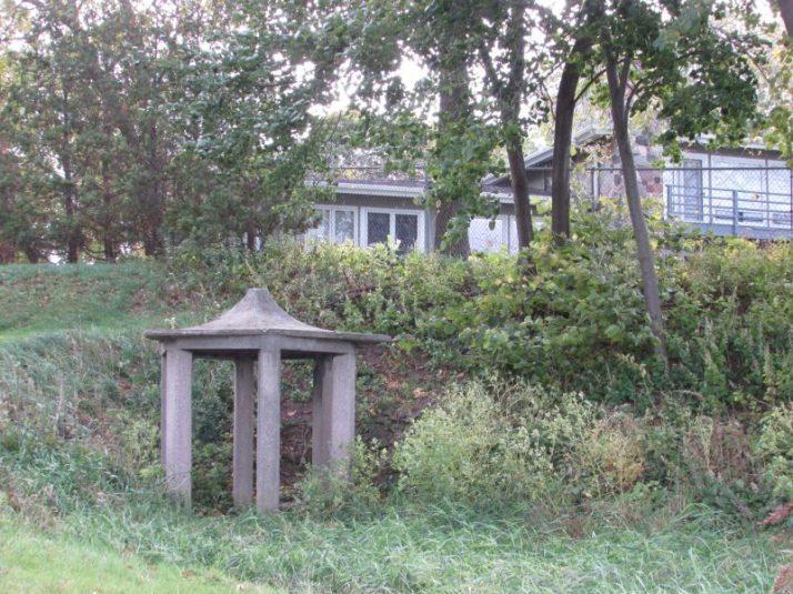 Springhaven Pagoda in Park