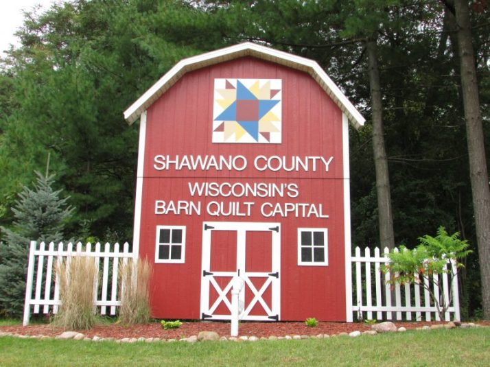 Shawano sign