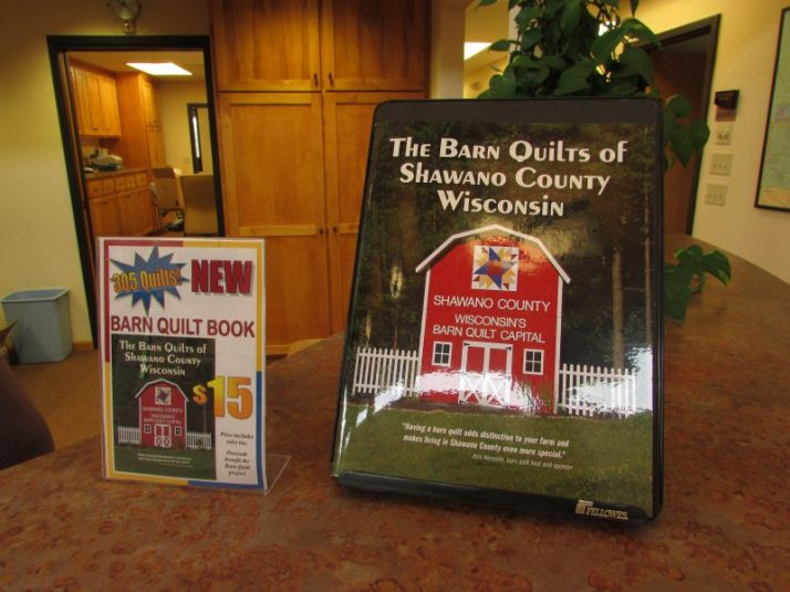 The Barn Quilts of Shawano County, Wisconsin