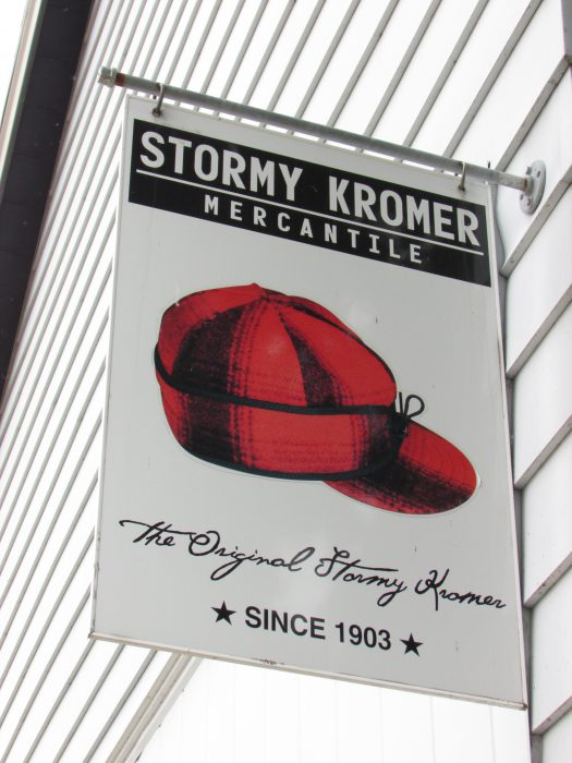 Stormy Kromer Mercantile in Shawano