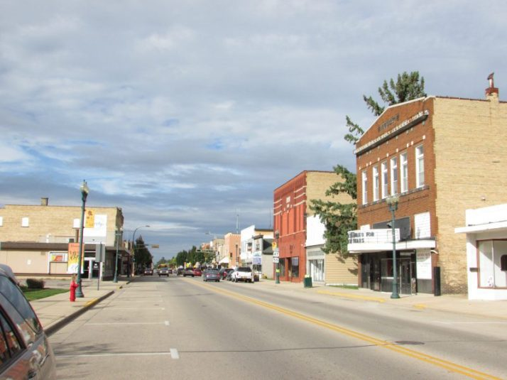 Downtown Shawano