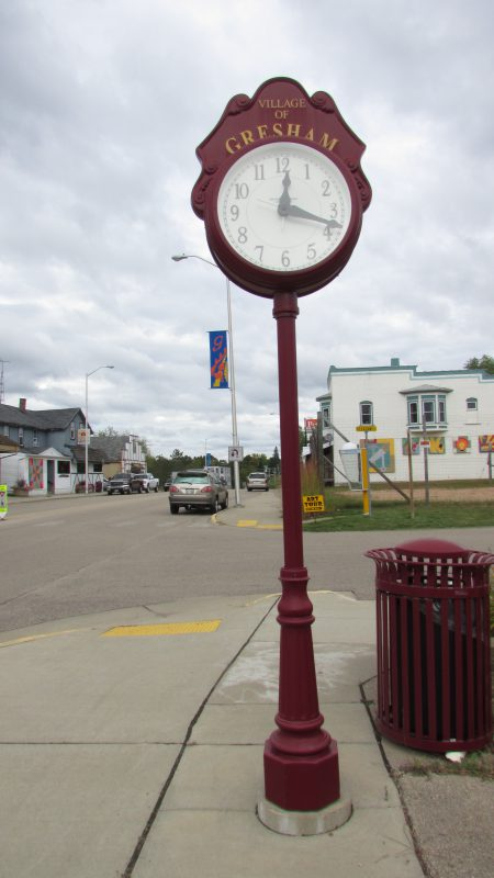 Gresham City Clock