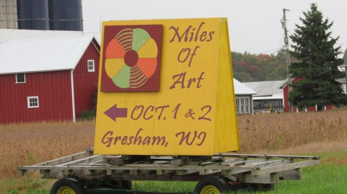 Miles of Art Festival in Gresham