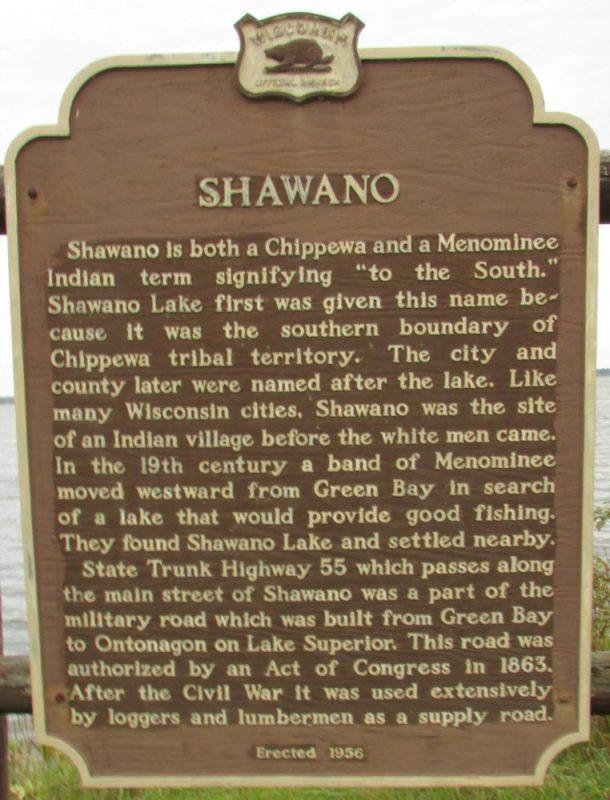 shawano-marker