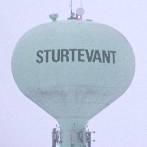 sturtevant-water-tower