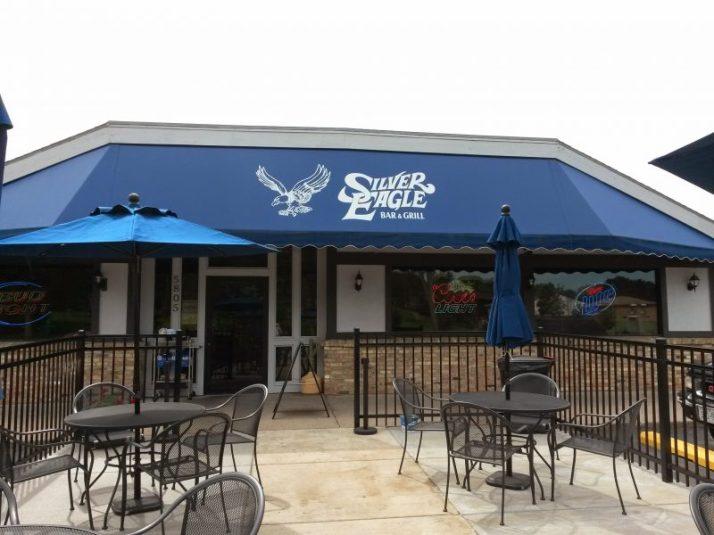 Silver Eagle Bar and Grill in Monona