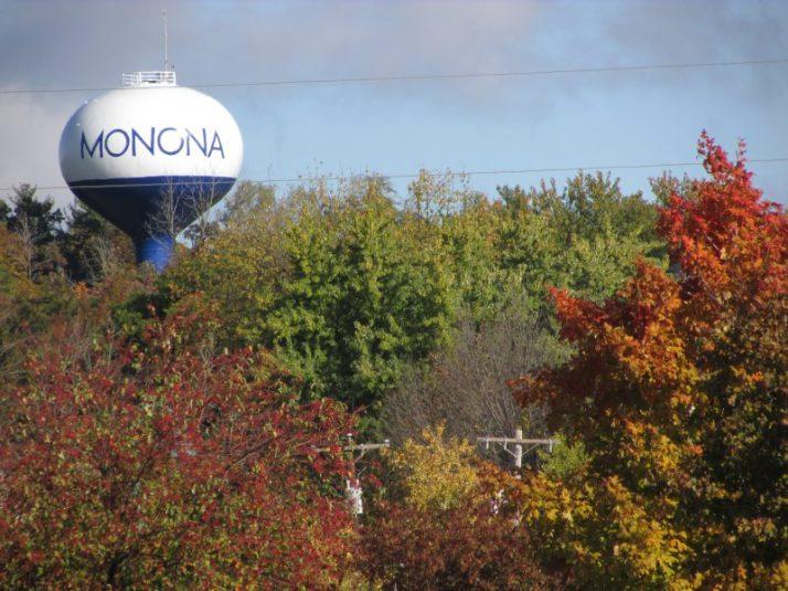 Monona Water Tower